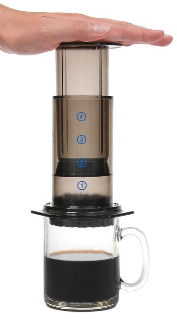 Aeropress Coffee Maker Kendricks Tea
